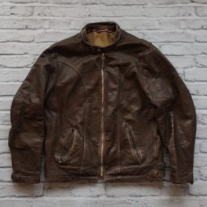 Vintage Schott Leather Jacket