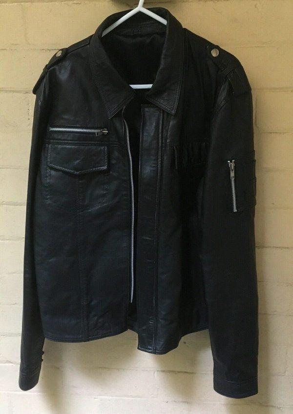 Viparo Leather Jacket