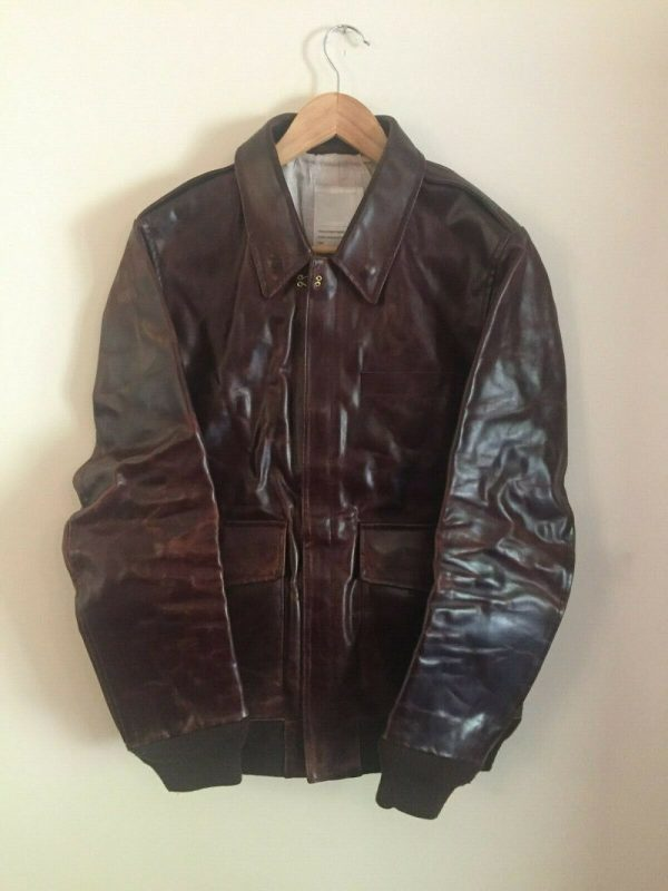 Visvim Leather Jacket