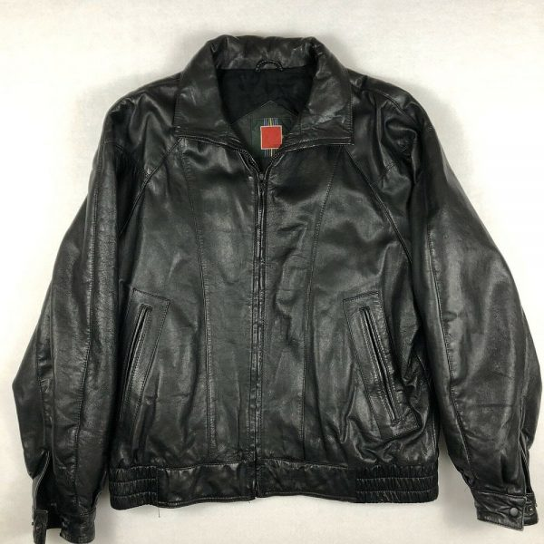 William Barry Leather Jacket