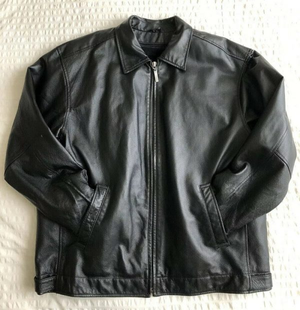 Winco Leather Jacket