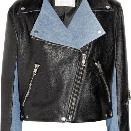 Acnes Rita Leather Jacket