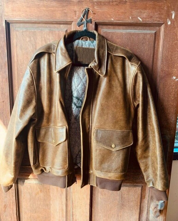 American Hides And Leather Jacket