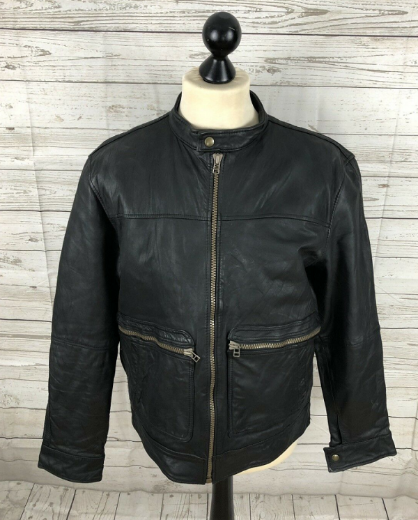 Burton Leather Jacket