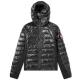 Canada Goose Leather Jacket