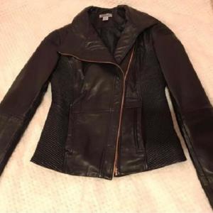 Dkny Leathers Jacket