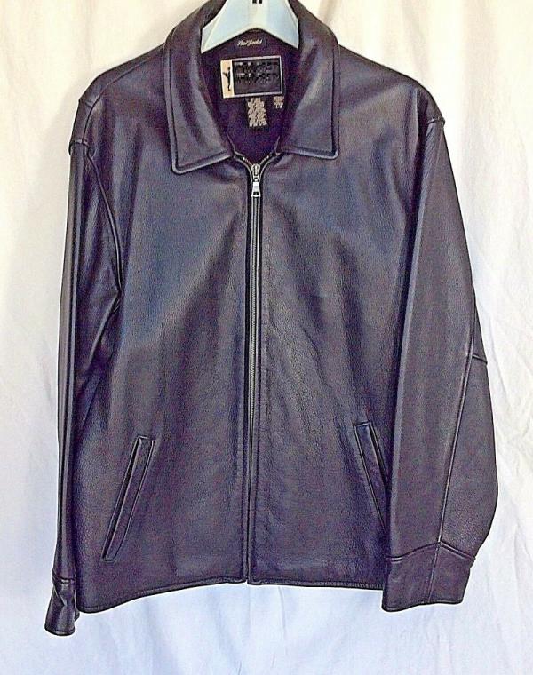 Eddie Bauer Legend Leather Jacket