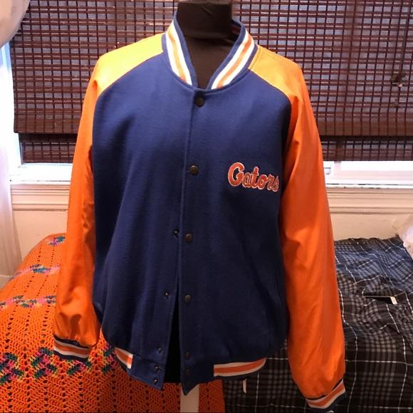 Florida Gators Leather Jacket