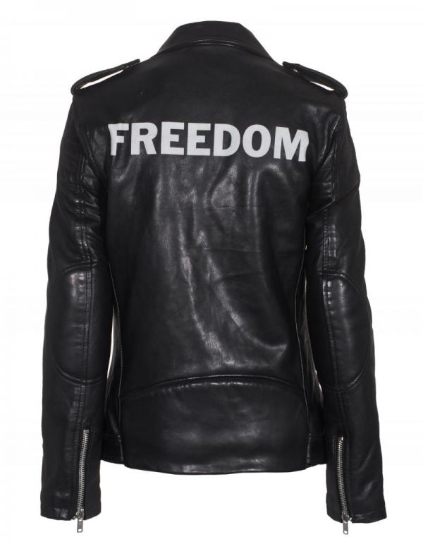 Freedoms Leather Jacket