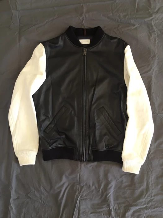 Giovannis Leather Jacket