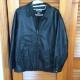 Lands End Leather Jacket