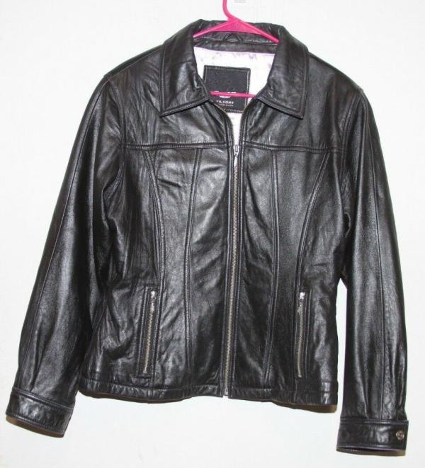 Maxima Wilson Leather Jacket