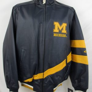 Michigan Leather Jacket