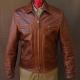 Monarchs Leather Jacket