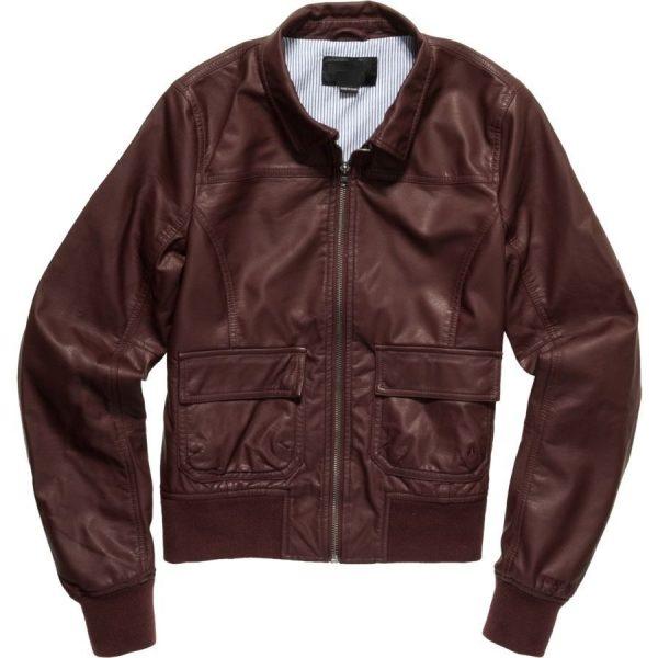 Nixon Leather Jacket