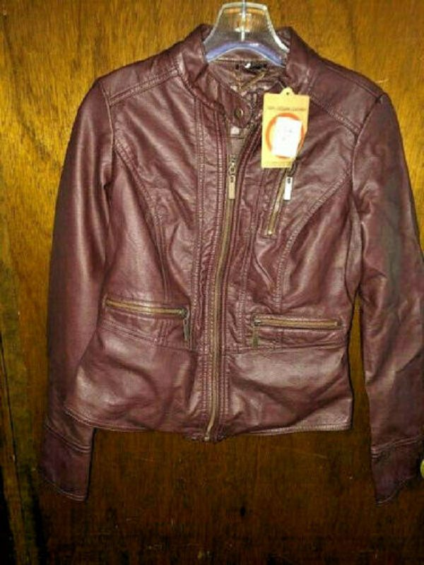 Odyn Leather Jacket