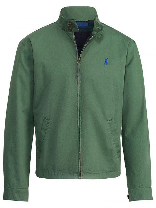 Polo Barracuda Leather Jacket