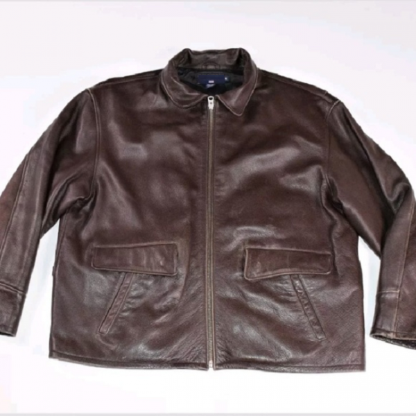 Polo Sport Leather Jacket