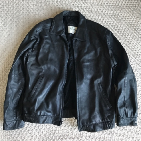 Remy Lambskin Leather Jacket