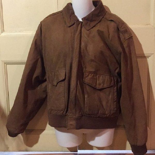 Rock Creek Leather Jacket