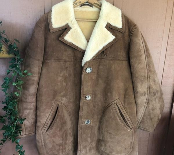 Sawyer Of Napa Leather Jacket