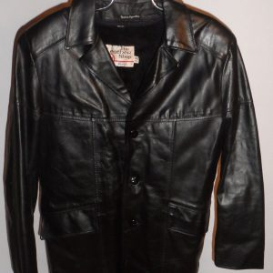 Sears Mens Leather Jacket