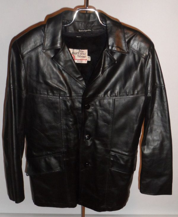 Sears Mens Leather Jacket