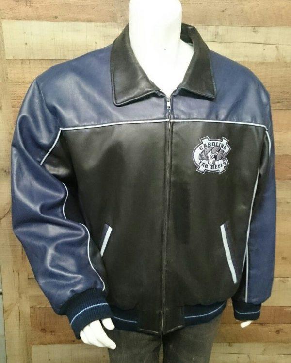 Unc Leather Jacket
