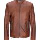 Vintage De Luxe Leather Jacket