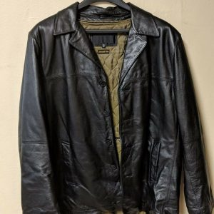 Wilson Thinsulate Leather Jacket