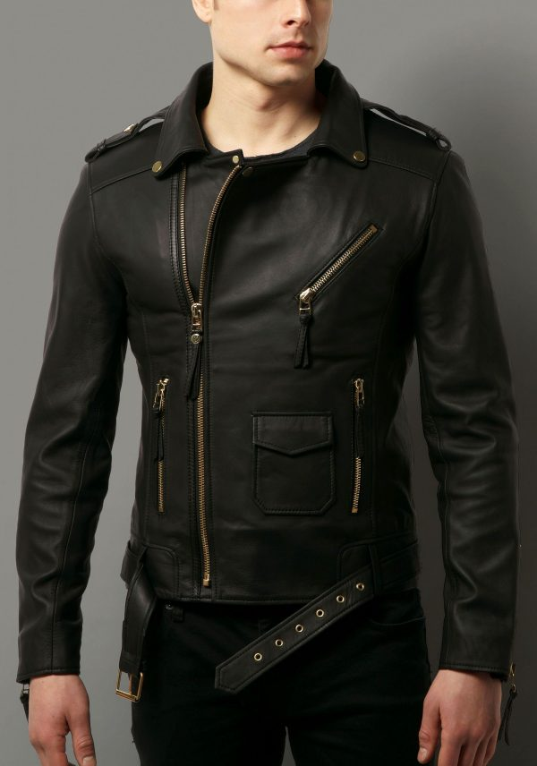 Boda Skins Classic Biker Jacket