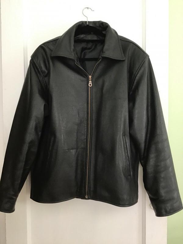 Echtes Leder Futter Leather Jacket