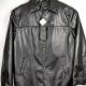 Emporio Collezione Black Leather Jacket