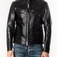 Iron Heart Leather Jacket