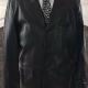 Jones New Yorks Men's Leather Jacket