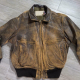Leather Jacket Patina