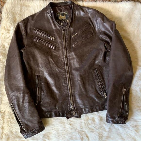 Massimo Leather Jacket