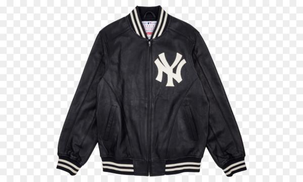 Ny Yankees Leather Jacket
