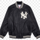 Ny Yankees Leather Jacket