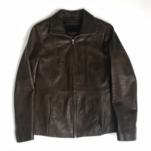 Pelle Studio Leather Jacket With Thinsulate