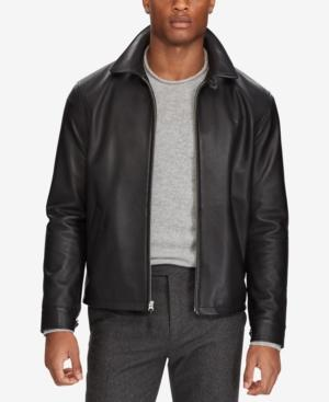 Ralph Lauren Polo Leather Jacket