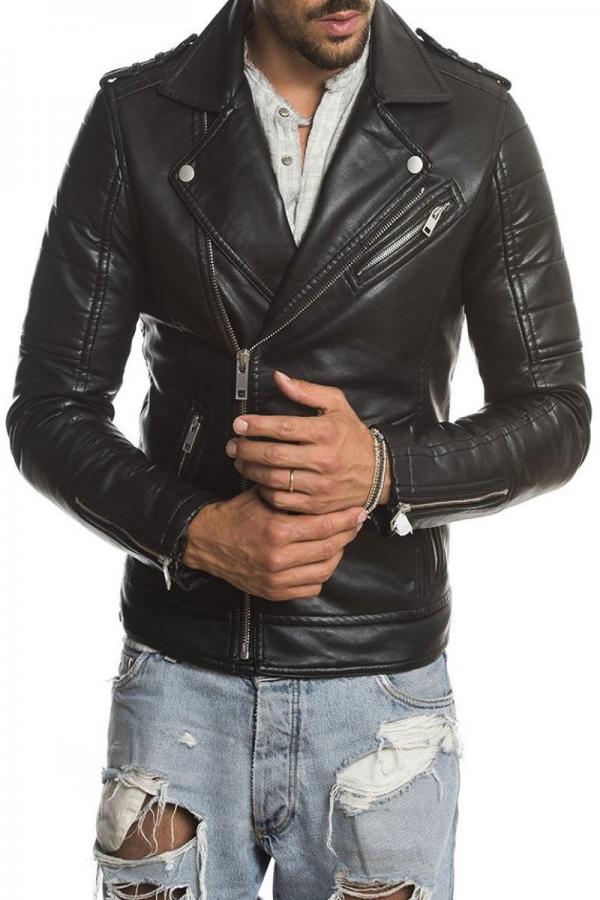 Ravens Leathers Jacket