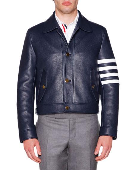 Thom Brownes Leather Jacket