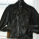 Vintage Sears Leather Jacket