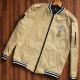 Wheat Leather Jacket