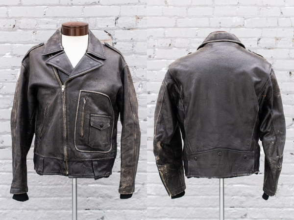 1950 Leather Jacket