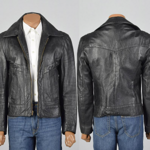 1960s Leather Jackets