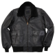 Alpha G 1 Leather Jacket