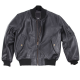 Alpha Industries Leather Jacket