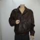 Banana Republic Brown Leather Jacket